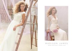Madison James Bridal Style MJ101 and MJ112