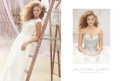 Madison James Bridal Style MJ101 and MJ119