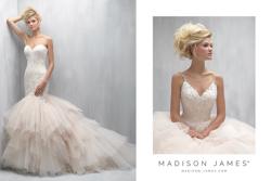 Madison James Bridal Styles MJ257 & MJ250