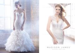 Madison James Bridal Style MJ155 & MJ158
