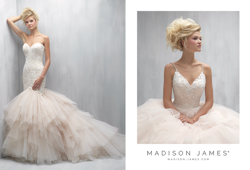 Madison James Styles MJ250 & MJ257