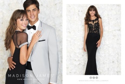 Madison James Special Occasion Style 15-132 and 15-160
