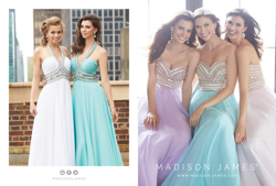 Madison James Special Occasion Style 15-103 and 15-116