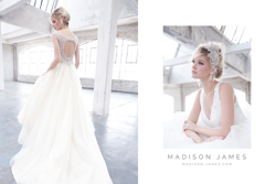 Madison James Bridal Styles MJ200 & MJ214