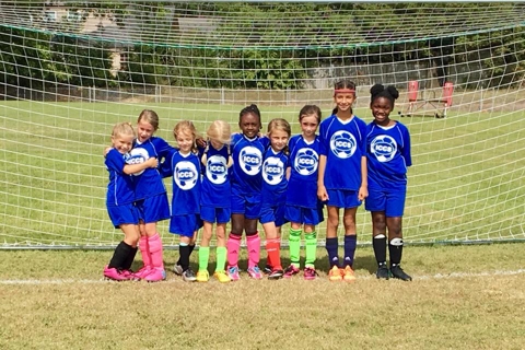 1st/2nd grade Girls soccer