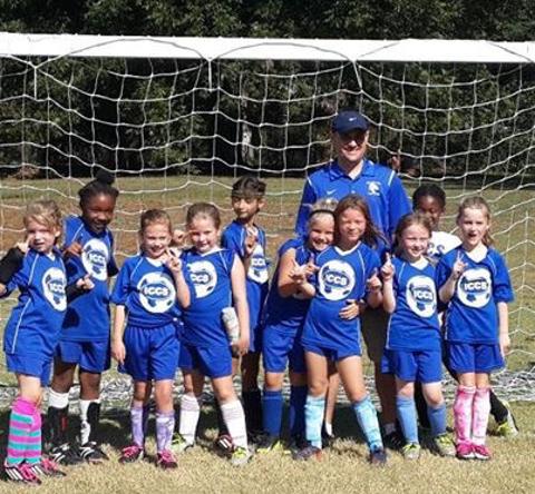 3/4 Girls Soccer