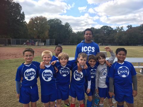 3rd/4th grade Boys soccer