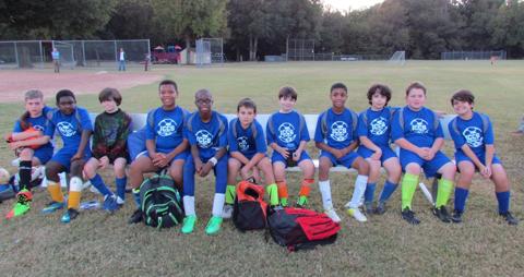 5th/6th grade Boys soccer
