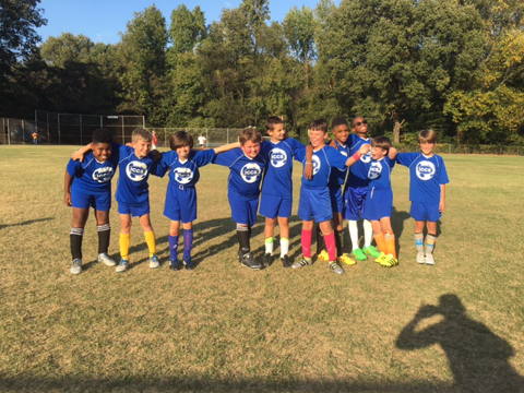 3/4 Boys Soccer