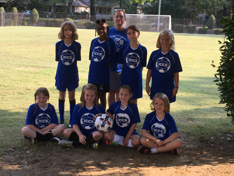 3rd/4th grade Girls soccer