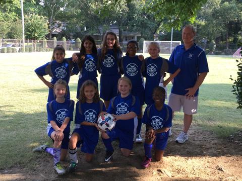 5th/6th Girls soccer