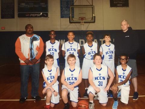 5th/6th grade Boys BB