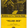 1936 Yellow Jacket program cover