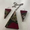 Designer Necklace ($65) Designer Earrings ($55)