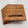 Wood Coasters ($55)