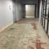 New Hallway Floor