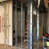 Second Floor New Walls