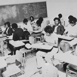 Classroom - Griffin-Hightower Center--1976, ©Andrew Feiler