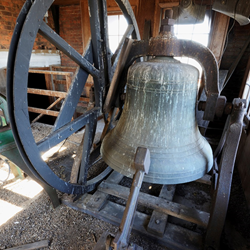 School Bell – Fountain Hall, ©Andrew Feiler