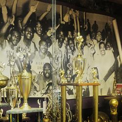 Trophies – John H. Lewis Complex, ©Andrew Feiler