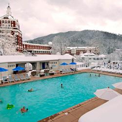 Luxurious Getaways: Omni Homestead Resort