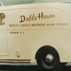 A Dobbs House truck declares the company the