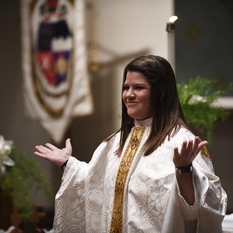 Easter Day liturgy