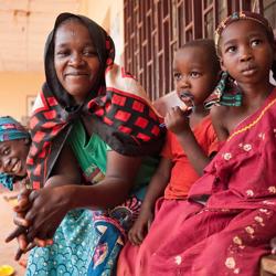 Emily Carter, Cameroon, 2012