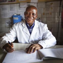 Benjamin Schilling, D. R. Congo, 2016
