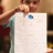 The younger campers had the chance to create artwork; this camper wrote a letter to Elvis.