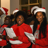 Whitehaven students sang Christmas carols at the Lighting Ceremony.