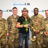 Bret Michaels met with veterans and fans alike after his show.