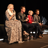 Laura Wright, Steve Burton, Maura West and Ingo Rademacher took questions from the audience.