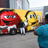 Kyle Busch's #18 M&Ms NASCAR Show Car  was on display at Elvis Presley
