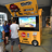 A NASCAR PitBox featured interactive games and activities.