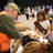 Scouts had the chance to check out animal pelts.
