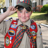 This Scout is dressed for success with his Elvis-inspired sunglasses.