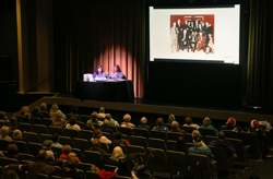 The Christmas at Graceland Archives Presentation featured photos, artifacts and stories of Presley family Christmases.