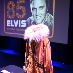 Conversations on Elvis featured a few artifacts!