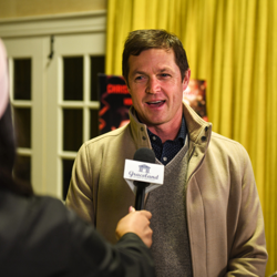 Director Eric R. Close gave a few interviews before the movie premiere.