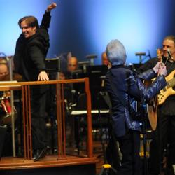 Great performances during the Elvis Pops Concert.