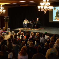 Musician David Briggs shared memories of recording with Elvis at Conversations on Elvis on January 8.