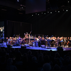 The Memphis Symphony Orchestra sounded fabulous at the Soundstage at Graceland!
