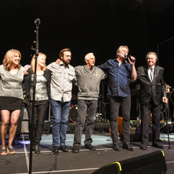 The American Sound Studio Concert featured Donna Rhodes Morris, The Holladay Sisters, The Memphis Boys Bobby Wood and Gene Chrisman, Andy Childs, Mark James and Terry Mike Jeffrey.