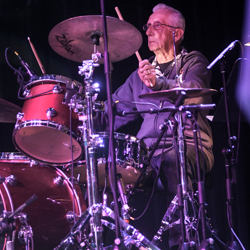 Gene Chrisman played drums at the American Sound Studio Concert.
