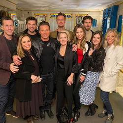 "Cast of ""General Hospital"""