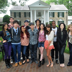 Cast of Nickelodeon