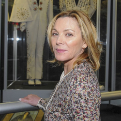 "Kim Cattrall, ""Sex in the City"" Actress"