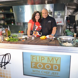 "Memphis chef and author and ""Flip My Food"" host Chef Jeff."