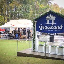 """""""Flip My Food"""" filmed an episode at Graceland on Nov. 5, 2014."""